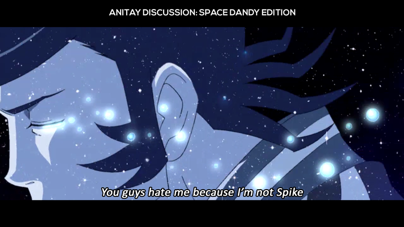 Illustration for article titled AniTAY: Space Dandy-scussion