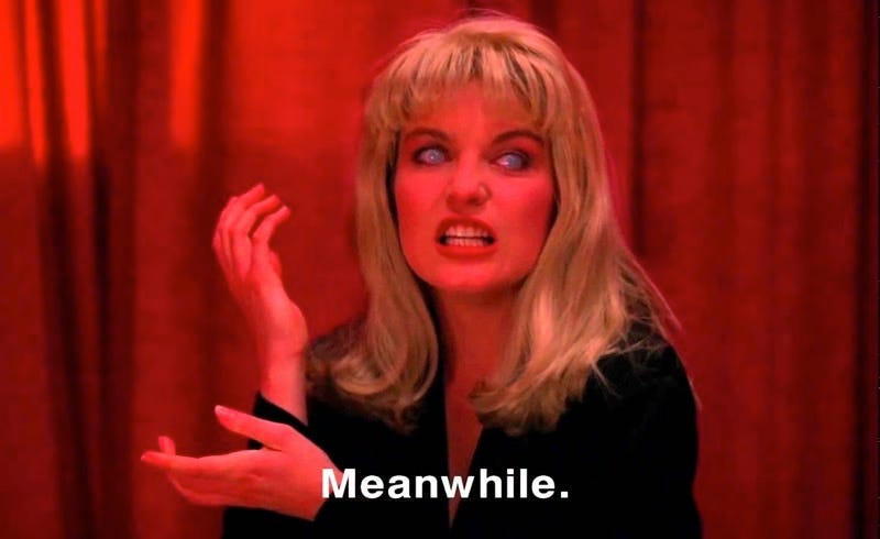 Illustration for article titled Twin Peaks Reboot Won't Air Until 2017. Please Send Pie.