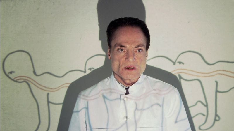 Illustration for article titled Human Centipede II already banned in the UK for sexual depravity