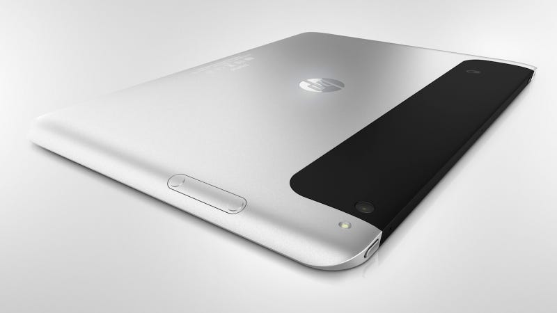 Illustration for article titled HP's ElitePad Is the Awesome-Looking Tablet HP Should Sell to the Masses (But Won't)