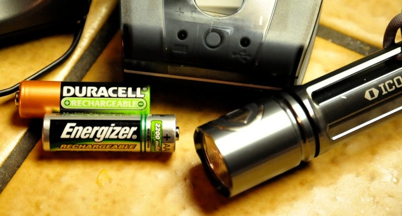 Illustration for article titled Battlemodo: Energizer vs Duracell Rechargeable Batteries