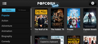 """Illustration for article titled Popcorn Time's """"Netflix for Torrents"""" Will Play Nice With AirPlay"""