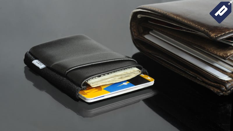 Illustration for article titled Avoid Bulky Pockets: Save Space With The Slim TGT Wallet ($30)