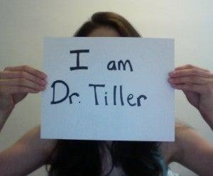 """Illustration for article titled """"I Am Dr. Tiller"""": A Moving Tribute"""