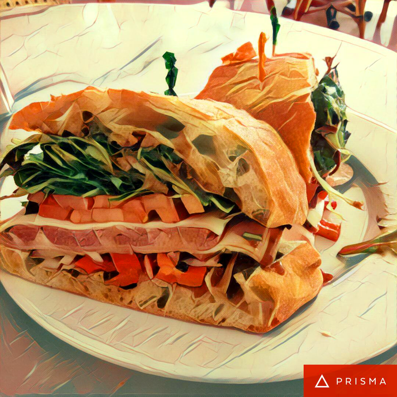 Illustration for article titled So is Prisma gonna replace Instagram as the thing hipsters take pictures of their lunch with?