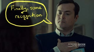 Illustration for article titled Last Night's Orphan Black Made Us Actually Cheer For Donnie