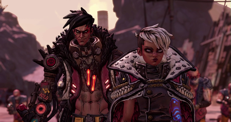 Illustration for article titled Gearbox Announces Borderlands 3