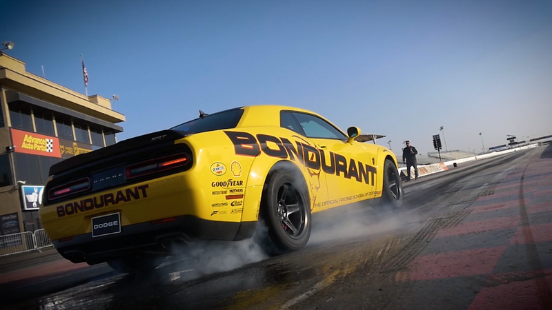 Illustration for article titled The Bob Bondurant Racing School Is Back Open After Filing for Bankruptcy and Abruptly Closing