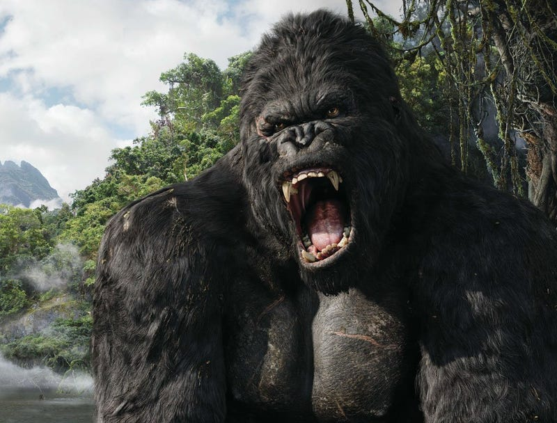 The New King Kong Movie Just Lost Two Major Actors