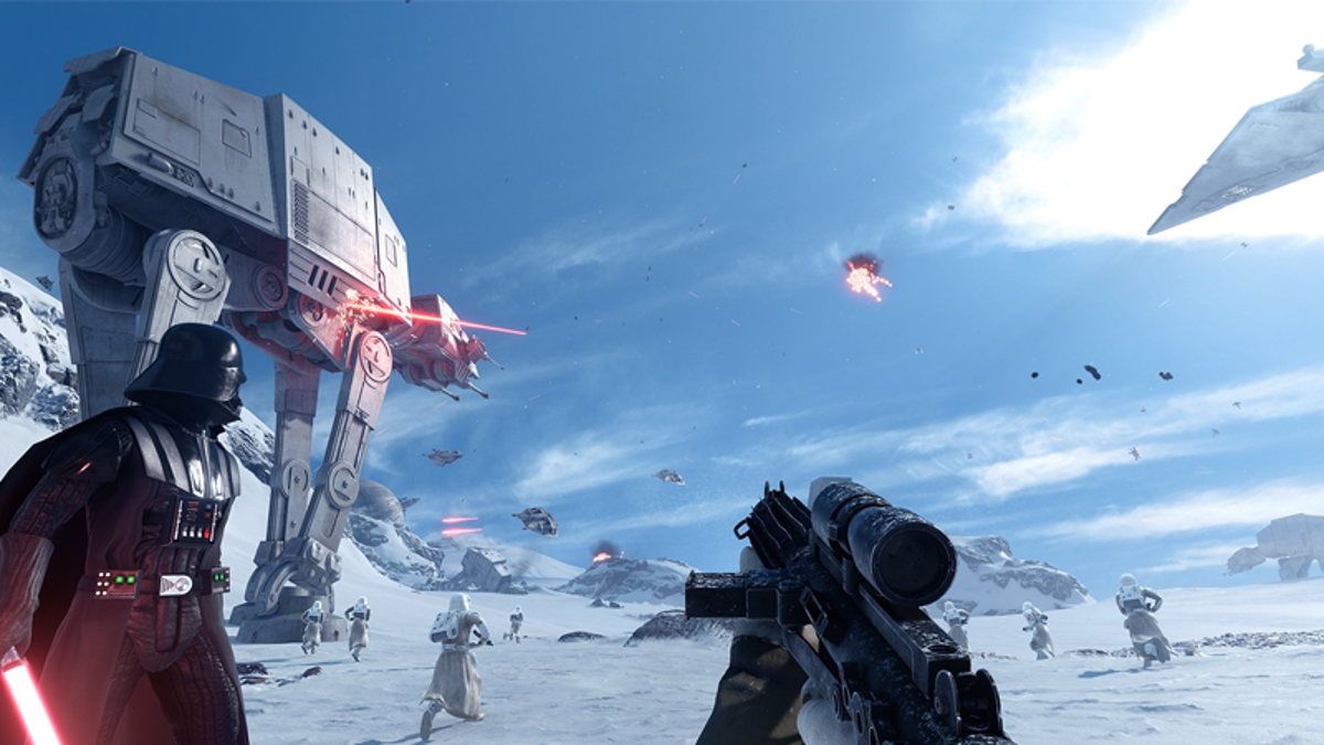 The Exact Moment Star Wars: Battlefront Made Me Feel Like I
