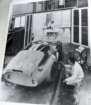 Illustration for article titled 1965 Shelby Daytona Couple