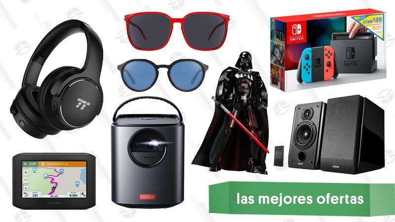 Illustration for article titled Las mejores ofertas de este viernes: LEGO de Darth Vader, Nintendo Switch, proyectores de Anker y más