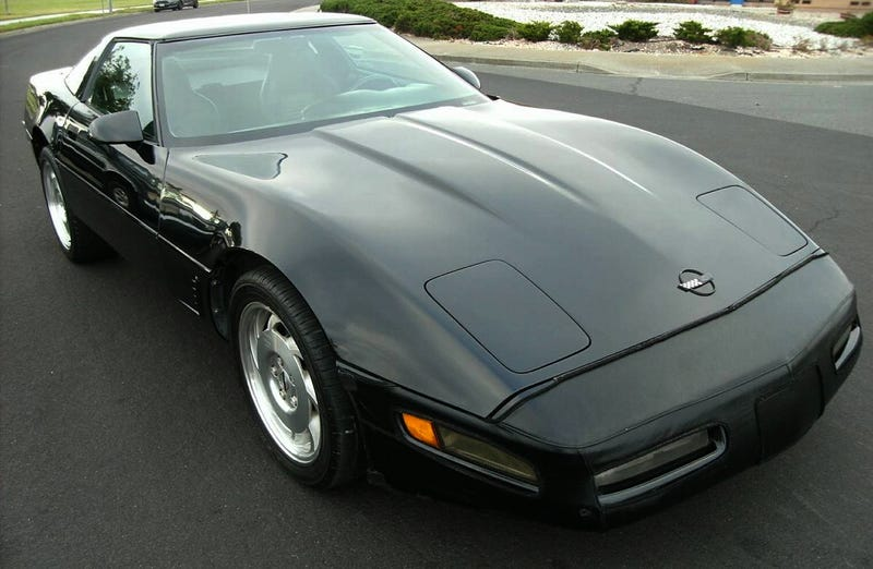 Illustration for article titled For $4,500, Could This 1996 Chevy Corvette Be Worth The Gamble?