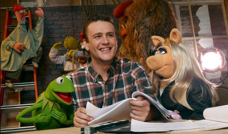 Jason Segel is written a new YA scifi novel. The Muppets won't be helping. Image: Disney