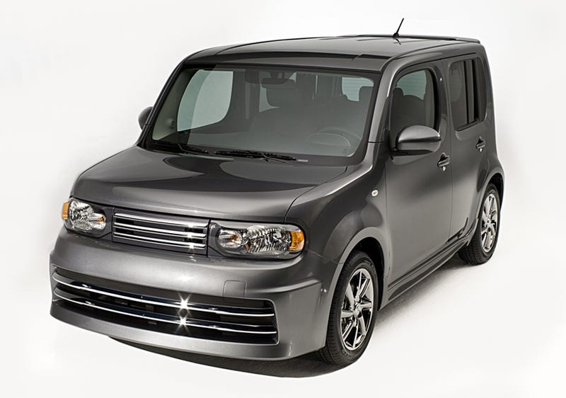 Illustration for article titled 2009 Nissan Cube Krom Starts At $19,370, Reservations Begin Today