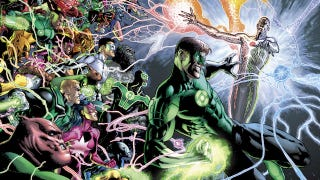 Illustration for article titled How Geoff Johns Changed Green Lantern Forever