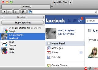 Firesheep Sniffs Out Facebook and Other User Credentials on Wi-Fi Hotspots
