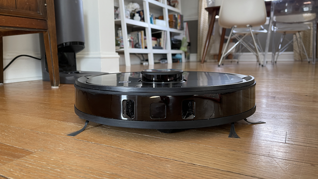 The Mopping, Dirt-Disposing Ecovacs Deebot N8 Pro+ Is a Stellar Housemate
