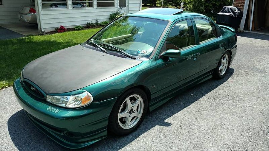 For $3250 This Three-Litre 1999 Ford Contour SVT Could Be Your Special Vehicleu2026 Um Totally? & For $3250 This Three-Litre 1999 Ford Contour SVT Could Be Your ... markmcfarlin.com