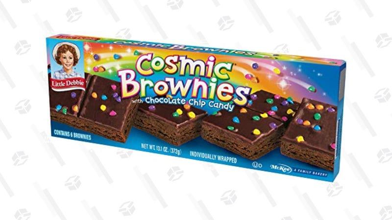 Little Debbie Cosmic Brownies, 36 Count   $12   Amazon