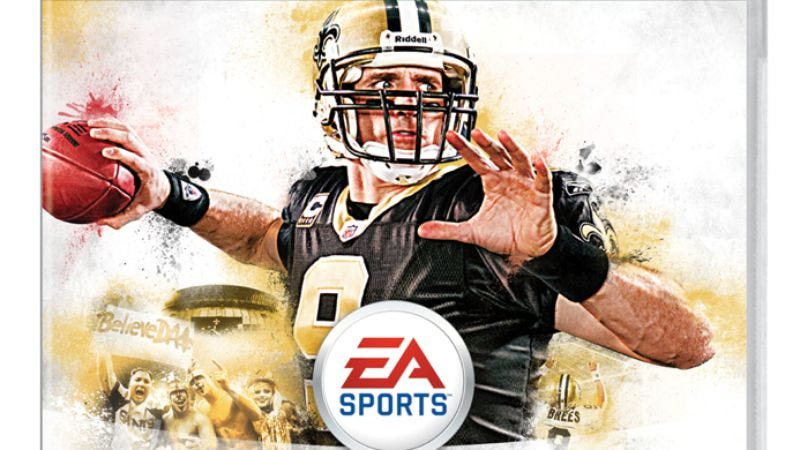 """Illustration for article titled EA developing sports comedy about the so-called """"Madden Curse"""""""