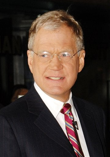 Illustration for article titled David Letterman Apologizes To Wife On-Air