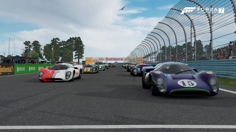 Illustration for article titled The Oppositelock Forza 7 Endurance Championship, Round 2: Results + Replay