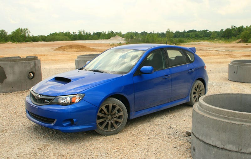 Illustration for article titled 2009 Subaru WRX, Part Two
