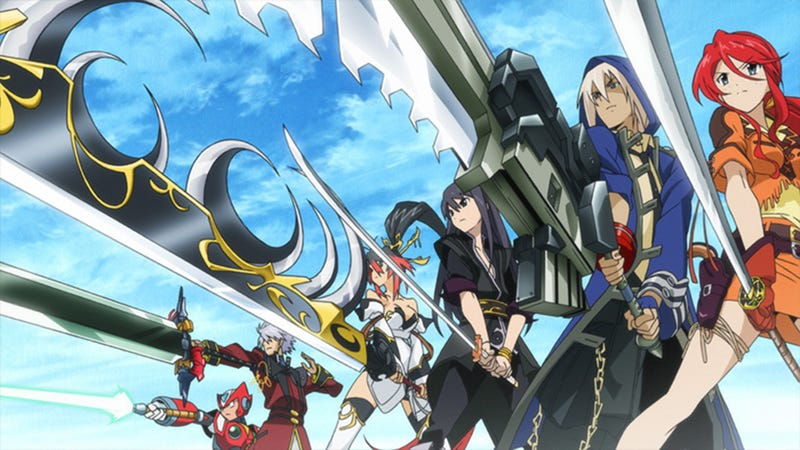 Illustration for article titled Project X Zone is Far More Than Just a Crossover Gimmick