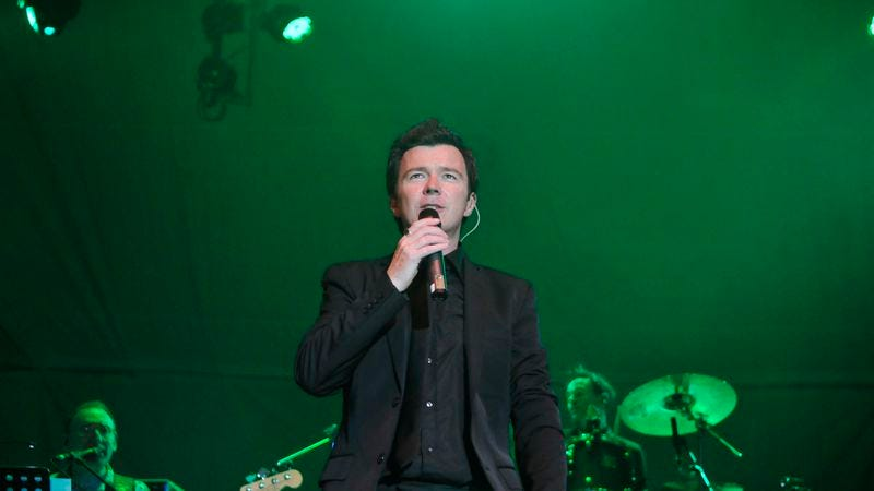 Rick Astley in 2008 (Photo: Getty Images, Stefen Chow)