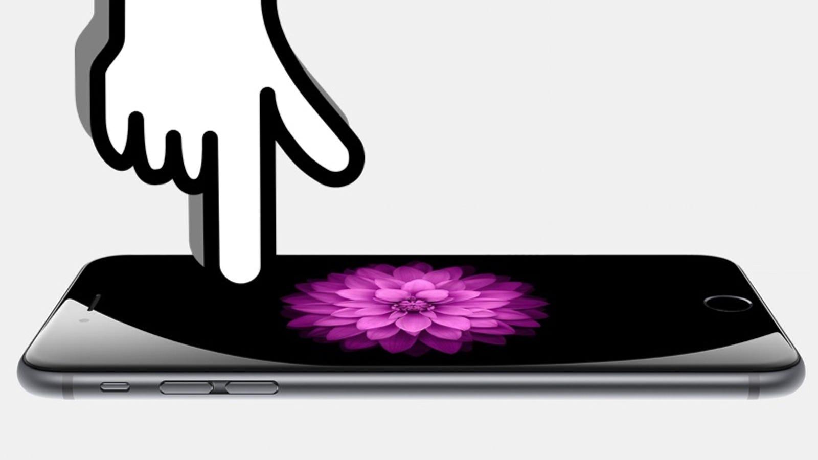 Esto es lo que podrás hacer con Force Touch en el iPhone 6s y el iPad Pro