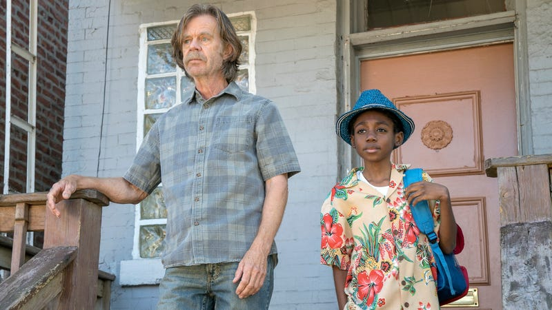 William H. Macy, Christian Isaiah (Photo: Christopher Hodes/Showtime)