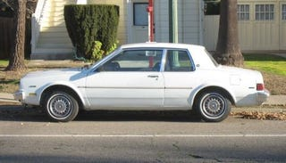Illustration for article titled 1984 Buick Skylark Custom