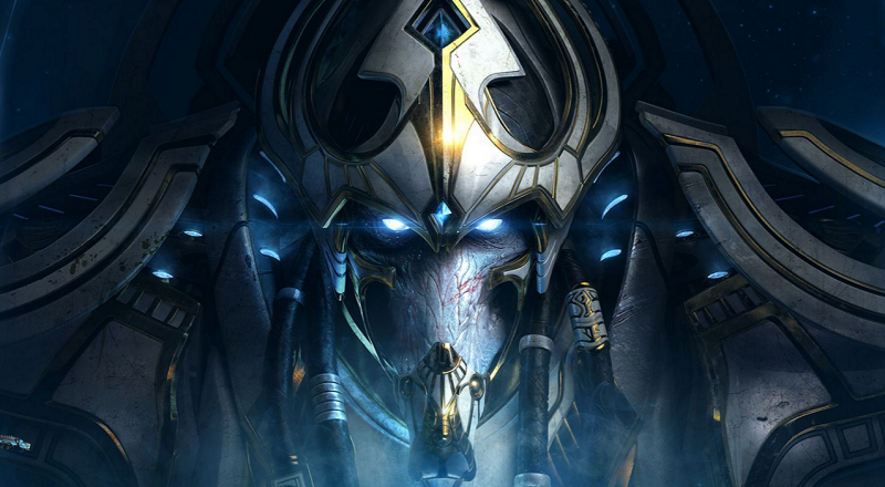 Illustration for article titled StarCraft II: Legacy of the Void Starts With A Bang