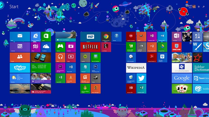 Illustration for article titled How To Use Windows 8.1 Just As Well Without a Touchscreen