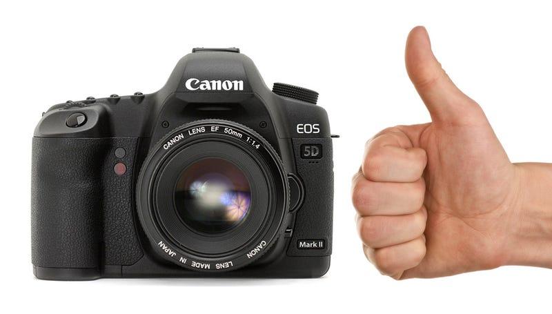 Canon Eos 5d Mark Ii руководство Пользователя