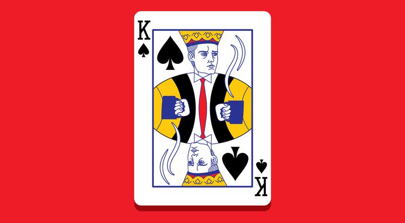 Illustration for article titled Coop of Spades