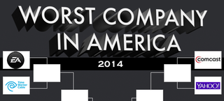 Illustration for article titled EA Is Again A Contender For 'Worst Company In America'