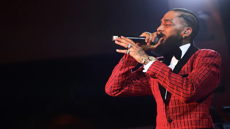 Illustration for article titled Eric Holder Pleads Not Guilty to Murder of Nipsey Hussle
