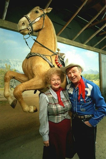 Illustration for article titled Roy Rogers' Stuffed Horse Purchased For Way Too Much Money