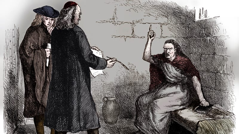 Illustration for article titled A Broken System: Massachusetts' Courts Are Still Working Through A Massive Backlog Of Pending Witch Trials