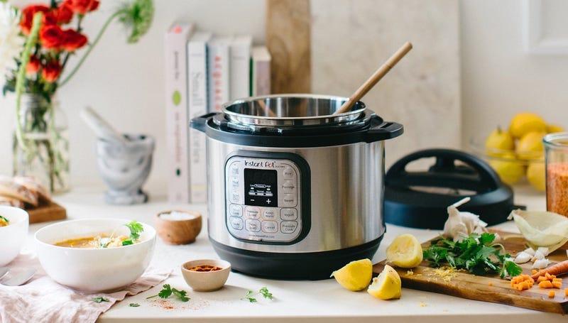Instant Pot Duo Mini | $51 | Amazon