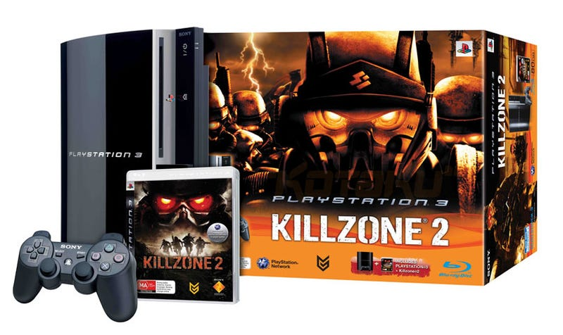 Illustration for article titled Australia Gets Killzone 2 Console Bundle