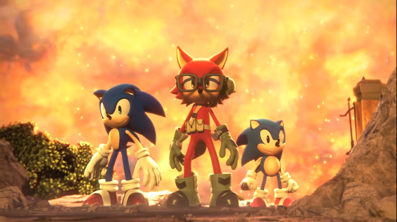 Illustration for article titled Sonic Forces' Character Creator Will Bring Your Fan-Fic To Life