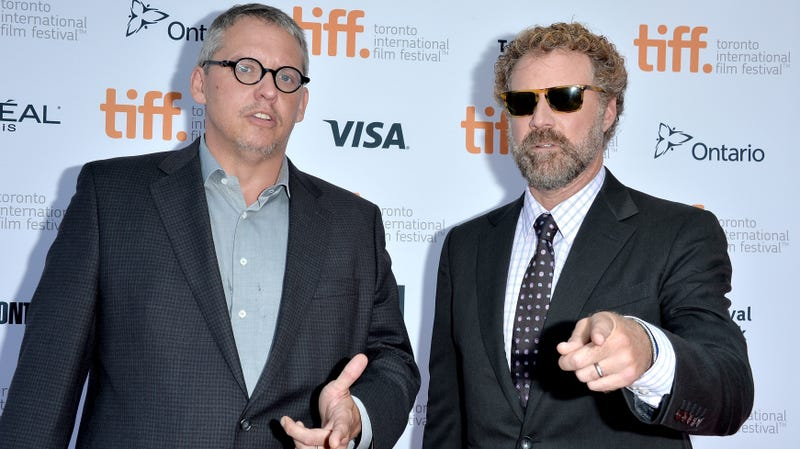 Illustration for article titled Adam McKay and Will Ferrell are killing off their Gary Sanchez production partnership