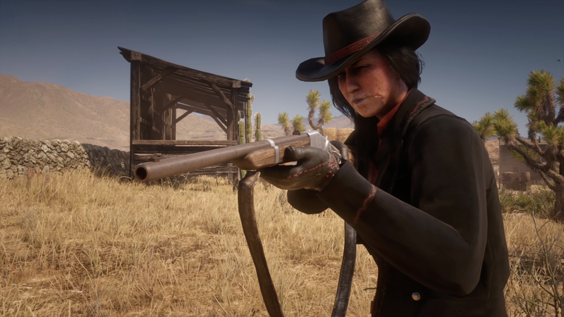 Red Dead Online Is A Wild West Theme Park