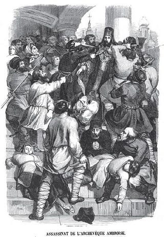 Illustration for article titled What can we learn from the Liverpool Cholera Riots ?