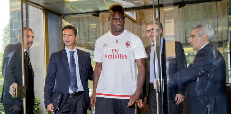 Illustration for article titled Mario Balotelli Given Another Last Chance, Returns To AC Milan
