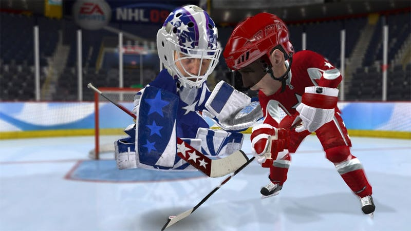 Illustration for article titled 3 On 3 NHL Arcade: Your XBLA Game of the Week