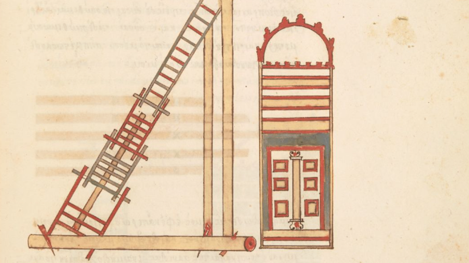 Rare Medieval Manuscripts On Ancient War Machines Are Now Online